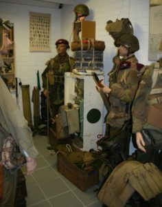 More British paratroopers