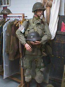 U.S. paratrooper operation Market Garden